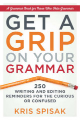 Omslag - Get a Grip on Your Grammar