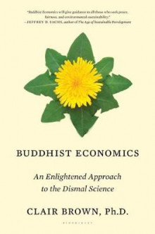 Buddhist Economics av Clair Brown (Innbundet)