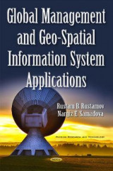 Omslag - Global Management & Geo-Spatial Information System Applications