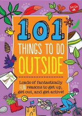 Omslag - 101 Things to Do Outside