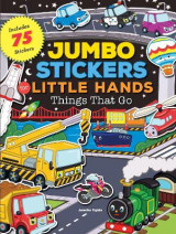 Omslag - Jumbo Stickers for Little Hands: Things That Go