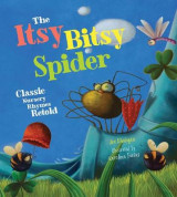 Omslag - The Itsy Bitsy Spider: Classic Nursery Rhymes Retold