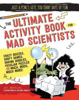 Omslag - The Ultimate Activity Book for Mad Scientists