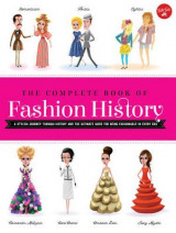 Omslag - The Complete Book of Fashion History