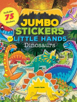 Omslag - Jumbo Stickers for Little Hands: Dinosaurs