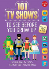 Omslag - 101 TV Shows to See Before You Grow Up