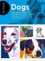 Omslag - Art Studio: Dogs