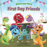 Omslag - First Day Friends