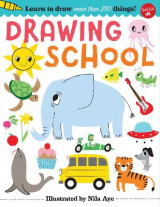 Omslag - Drawing School