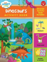 Omslag - Just Imagine & Play! Dinosaurs Activity Book