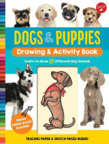 Omslag - Dogs & Puppies Drawing & Activity Book