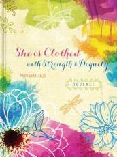 SHE IS CLOTHED WITH STRENGTH & DIGNITY av Ellie Claire (Heftet)