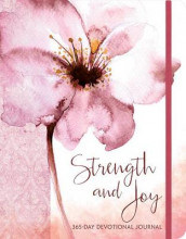 STRENGTH AND JOY av Ellie Claire og Mary Wilder Tileston (Heftet)
