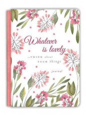 WHATEVER IS LOVELY GRATITUDE JOURNAL av Ellie Claire (Heftet)