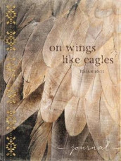 ON WINGS LIKE EAGLES av Ellie Claire (Heftet)