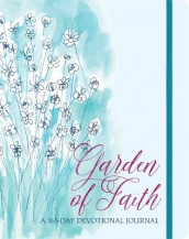 Garden of Faith av Ellie Claire (Dagbok)