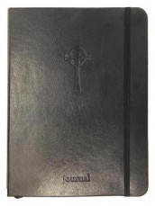 THE CELTIC CROSS ESSENTIAL JOURNAL (BLACK LEATHERLUXE?) av Ellie Claire (Heftet)