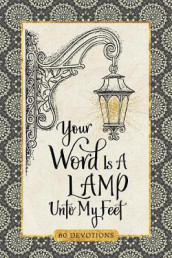 Your Word Is a Lamp Unto My Feet Devotional av Ellie Claire (Innbundet)