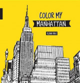Omslag - Color My Manhattan