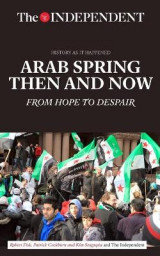Omslag - Arab Spring Then and Now