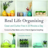 Omslag - Real Life Organizing