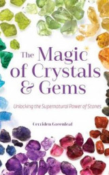 Omslag - The Magic of Crystals and Gems