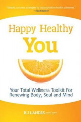 Omslag - Happy Healthy You