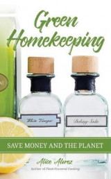 Omslag - Green Homekeeping