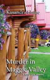 Omslag - Murder in Maggie Valley