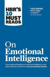 "HBR's 10 Must Reads on Emotional Intelligence (with featured article ""What Makes a Leader?"" by Daniel Goleman)(HBR's 10 Must Reads) av Richard E. Boyatzis, Sydney Finkelstein, Daniel Goleman og Annie McKee (Heftet)"
