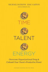 Omslag - Time, Talent, Energy