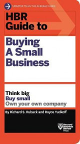 Omslag - HBR Guide to Buying a Small Business