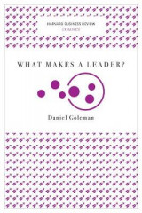 Omslag - What Makes a Leader? (Harvard Business Review Classics)