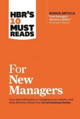Omslag - HBR's 10 Must Reads for New Managers (with Bonus Article