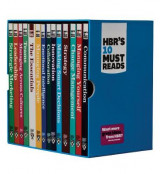 Omslag - HBR's 10 Must Reads Ultimate Boxed Set (14 Books)