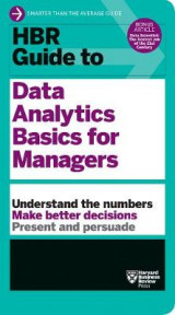 Omslag - HBR Guide to Data Analytics Basics for Managers (HBR Guide Series)