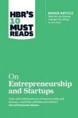 Omslag - HBR's 10 Must Reads on Entrepreneurship and Startups (featuring Bonus Article