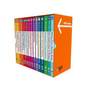 Harvard Business Review Guides Ultimate Boxed Set (16 Books) av Nancy Duarte, Bryan A Garner, Harvard Business Review, Mary Shapiro og Jeff Weiss (Samlepakke)