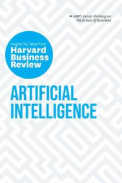 Artificial Intelligence av Erik Brynjolfsson, Thomas H. Davenport, Andrew McAfee, Harvard Business Review og H. James Wilson (Innbundet)