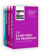 Hbr's 10 Must Reads for Healthcare Leaders Collection av Peter F Drucker, Daniel Goleman, John P Kotter, Thomas H Lee og Harvard Business Review (Samlepakke)