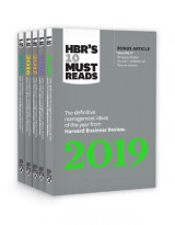 Omslag - 5 Years of Must Reads from Hbr: 2019 Edition