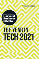 Omslag - The Year in Tech, 2021