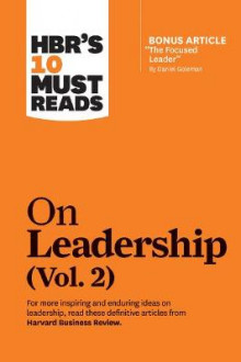 HBR's 10 Must Reads on Leadership, Vol. 2 av Harvard Business Review (Heftet)