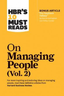 HBR's 10 Must Reads on Managing People, Vol. 2 av Harvard Business Review (Heftet)
