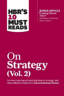HBR's 10 Must Reads on Strategy, Vol. 2 av Harvard Business Review (Heftet)