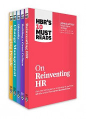 HBR's 10 Must Reads for HR Leaders Collection (5 Books) av Marcus Buckingham, W. Chan Kim, John Kotter, Renee Mauborgne og Harvard Business Review (Bok uspesifisert)