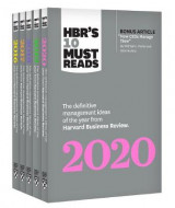 Omslag - 5 Years of Must Reads from HBR: (5 Books)