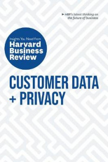 Customer Data + Privacy av Harvard Business Review (Heftet)