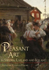 Omslag - Peasant Art in Sweden, Lapland and Iceland