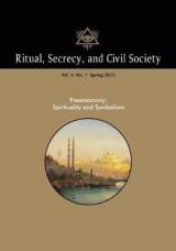 Omslag - Ritual, Secrecy, and Civil Society